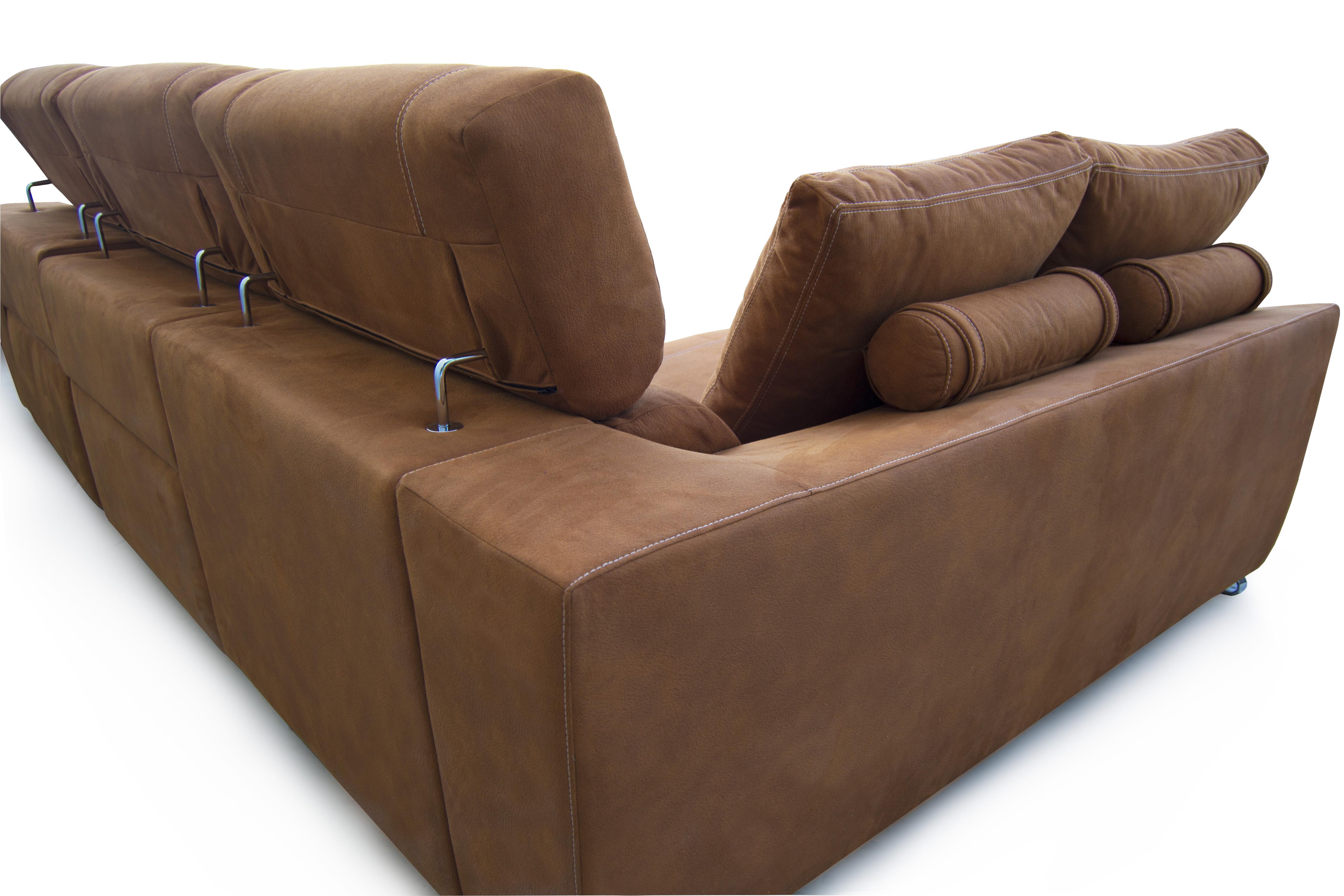 Sof chaise longue relax el ctrico comodos almer a tu tienda de sof s y colchones - Tiendas de sofas en guipuzcoa ...
