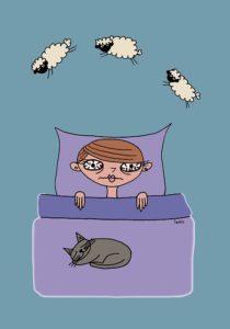 El dormir es una acción vital
