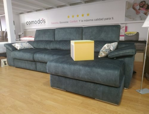 Rellenos de sofás: los tipos de densidad que existen